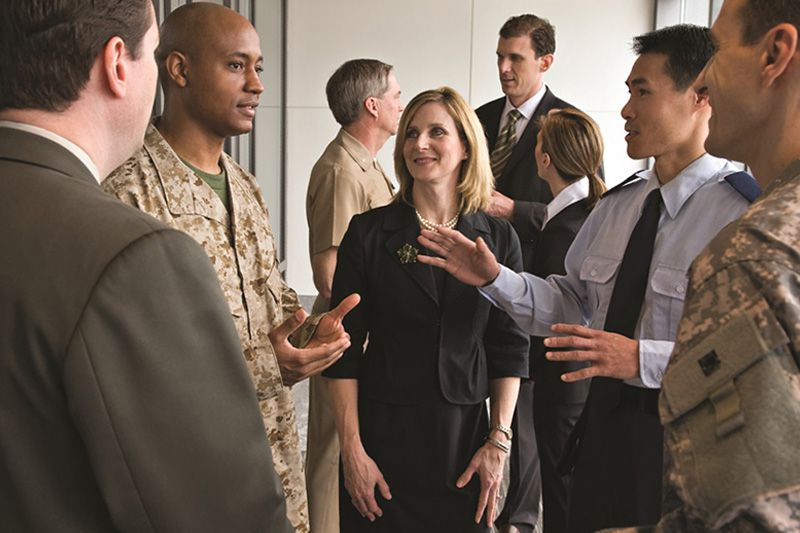 Meet our military recruiters